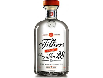 Filliers Dry Gin 28 Tangerine