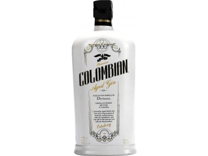 Dictador Colombian Aged Gin Ortodoxy White
