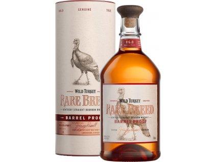 Wild Turkey Rare Breed Barrel Proof 58,4%