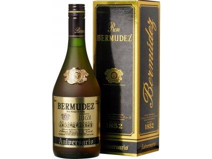 Bermudez Ron Aniversario Aňejo 12, 40%, rum 0,7L