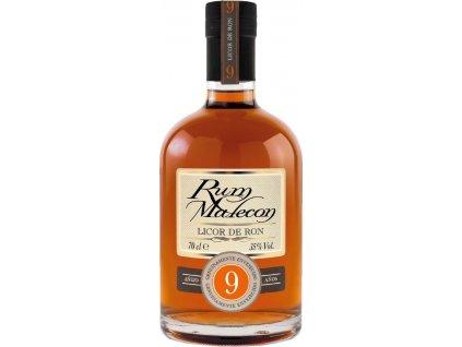 Malecon Licor De Ron 35%, rum 0,7L