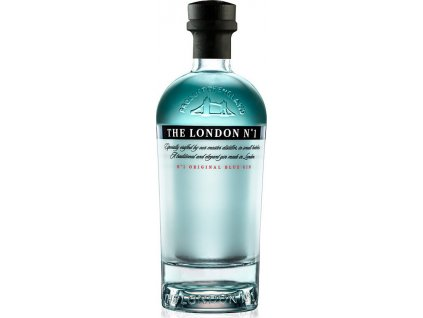 The London Gin No.1 Original Blue Gin 47% 0,7l