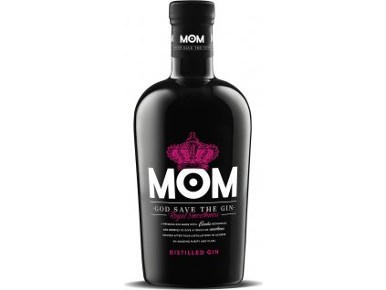 The Mom God Save The Gin