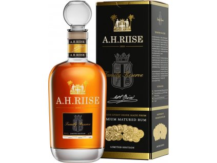 A.H. Riise Family Reserve