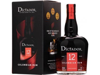 Dictador 12 Y.O. v kartónovom boxe
