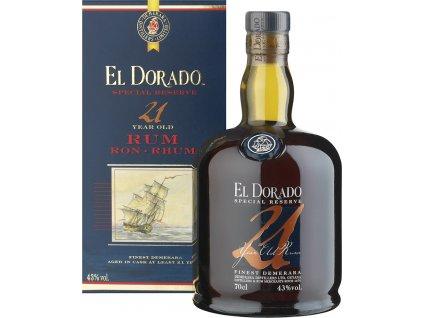 El Dorado 21 Y.O.