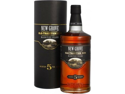 New Grove Old Tradition 5 Y.O.