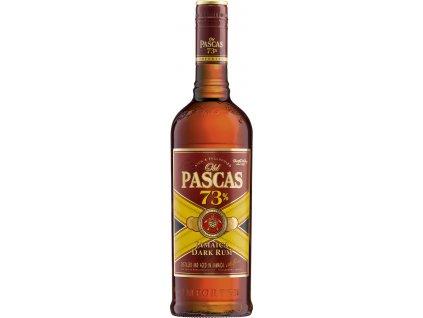Old Pascas Dark Rum 73%