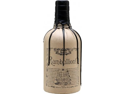 Rumbullion! 42,6% 0,7L
