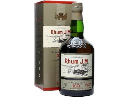 Rhum J.M Tres Vieux Agricole XO