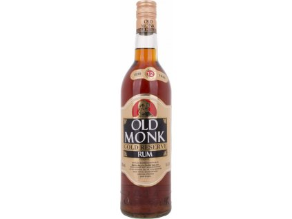 Old Monk Gold Reserve 12 Y.O. rum
