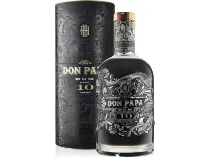 Don Papa 10 Y.O. rum