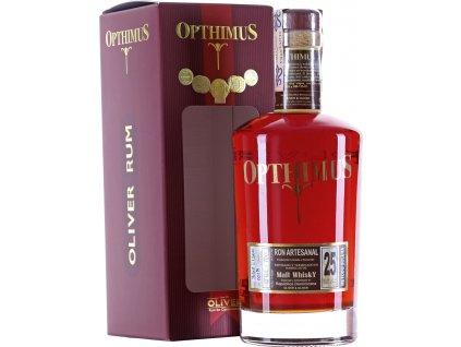Opthimus 25 Y.O. Malt Whisky Finish