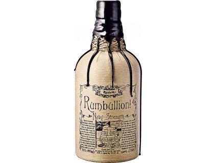 Rumbullion Navy Strenght 57,0% 0,7l