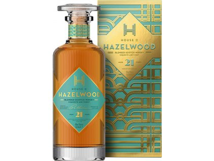 House of Hazelwood 21 Y.O.
