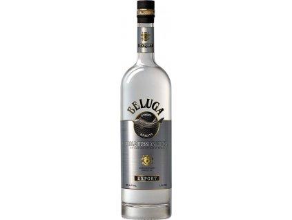 Beluga Noble Russian Vodka 40%, vodka 1L