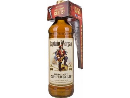 Captain Morgan Spiced Gold 3l
