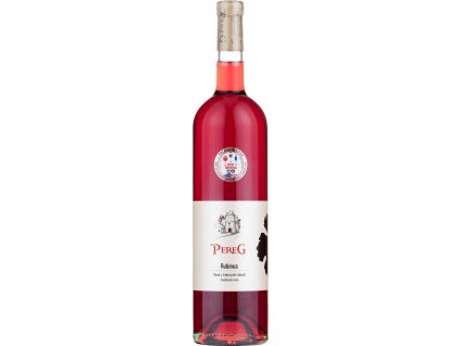 Pereg Rubinus Rosé