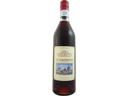 Godet Pineau des Charentes Rosé