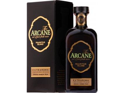 Arcane Extraroma Grand Amber Rum 12 Y.O.