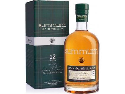 Summum Malt Whisky Finish 12 Y.O.
