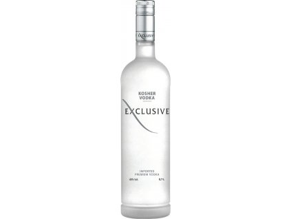 Exclusive Kosher Vodka
