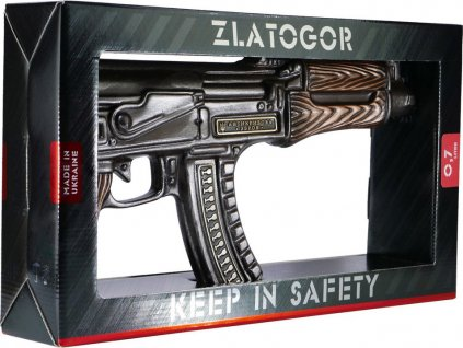 Zlatogor AK-47 Vodka