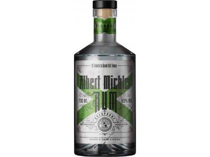 Albert Michler Artisanal White Rum Overproof