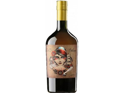 Gin Del Professore Madame 42,9%, gin 0,7L