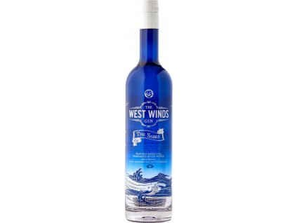 West Winds The Sabre 40%, gin 0,7L
