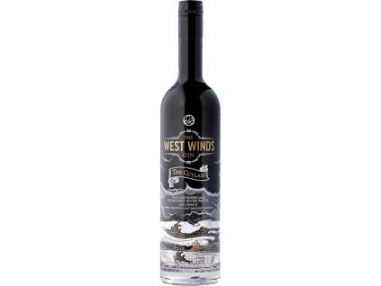 West Winds The Cutlass 50%, gin 0,7L
