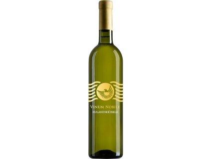 VINUM NOBILE Rulandské biele, Malokarpatská oblasť, r2014, víno s prívlastkom-neskorý zber, biele, suché 0,75L