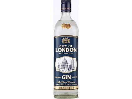 City of London Premium dry 40%, gin 0,7L