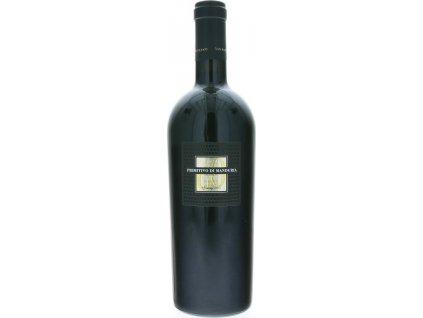 Feudi di San Marzano Sessantanni, Primitivo di Manduria 60, DOC, Puglia, r2015, víno, červené, suché 0,75L