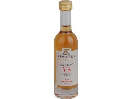 Reviseur Cognac VS 40%, koňak 0,05L