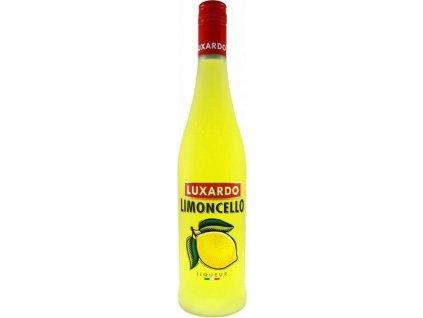 Limoncello Luxardo 27%, likér 0,7L