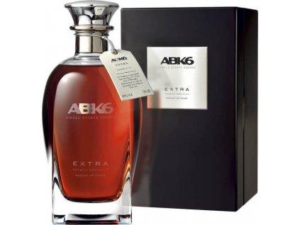 ABK6 Cognac EXTRA 43%, koňak, darčekové balenie 0,7L