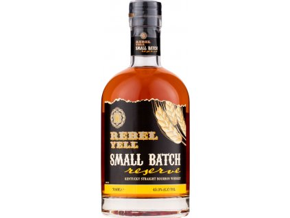 Kentucky bourbon Rebel Yell Small Batch reserve 45,3%, whisky 0,7L