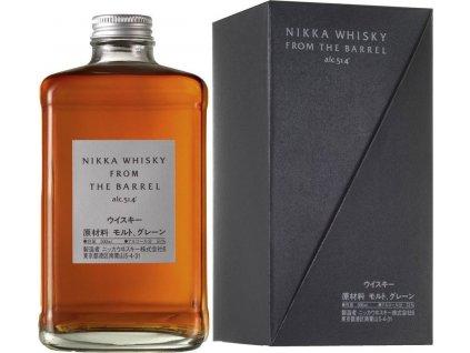 Nikka from the barrel 51,4%, whisky, darčekové balenie 0,5L