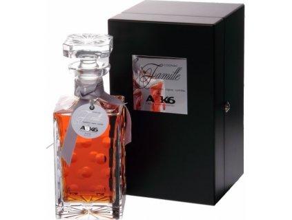 ABK6 Cognac Famille 43%, koňak, darčekové balenie 0,7L
