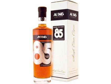 ABK6 Cognac Millésime 1985 Vintage 42,5%, koňak, darčekové balenie 0,7L