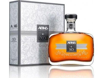 ABK6 Cognac XO Renaissance 40%, koňak, darčekové balenie 0,7L