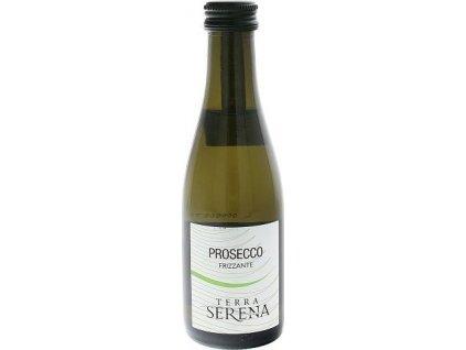 Terra Serena Prosecco Frizzante, DOC, TREVISO DOC, rNV, perlivé víno-frizzante, biele, semi seco 0,2L