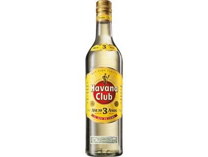 Havana club Anejo 3 anos Rum 40%, rum 1L