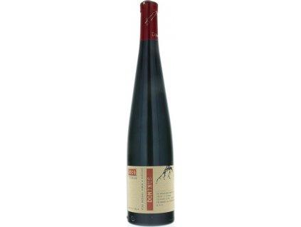 VÍNO NATURAL Domin & Kušický Dominus BIO cuvée, Stredoslovenská oblasť, r2015, víno s prívlastkom-výber z hrozna, červené, suché, BIO 0,75L