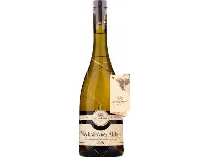 J&J Ostrožovič Special Collection Víno kráľovnej Alžbety, Tokaj, r2017, víno s prívlastkom-výber z hrozna, biele, polosuché 0,75L