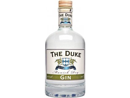 The Duke Munich dry 45%, gin 0,7L