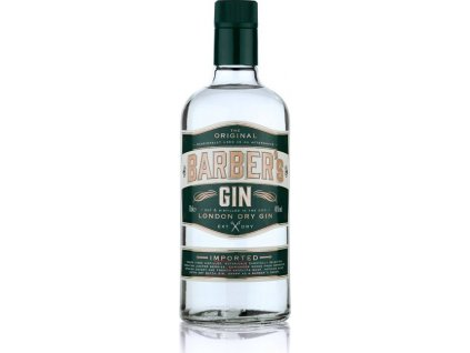 Barber's London dry 40%, gin 0,7L
