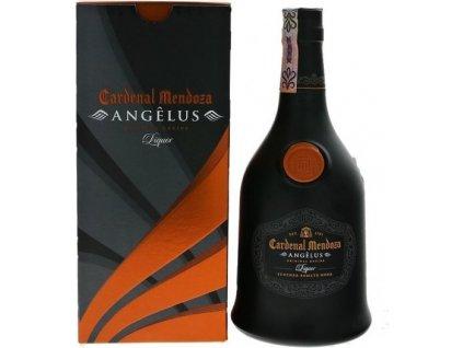 Cardenal Mendoza Angélus 40%, brandy de Jerez, ochutené, darčekové balenie 0,7L