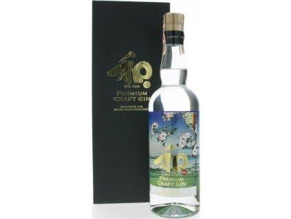 WA Gin Japanese Premium Craft Gin 45%, gin, darčekové balenie 0,7L
